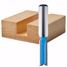 Picture of Router Drill Bit D: 8mm H: 30mm Shank: 8