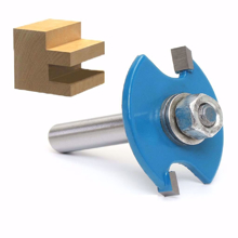 Picture of Router Drill Bit D: 31mm H: 5mm Shank: 8