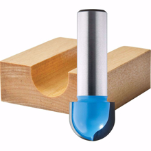 Picture of Router Drill Bit D: 12mm H: 12mm Shank: 8