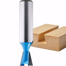 Picture of Router Drill Bit D: 9.52mm H: 10mm Shank: 8