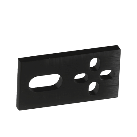 Picture of Micro Limit Switch Plate (Acrylic)
