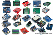 Picture for category Arduino Shields