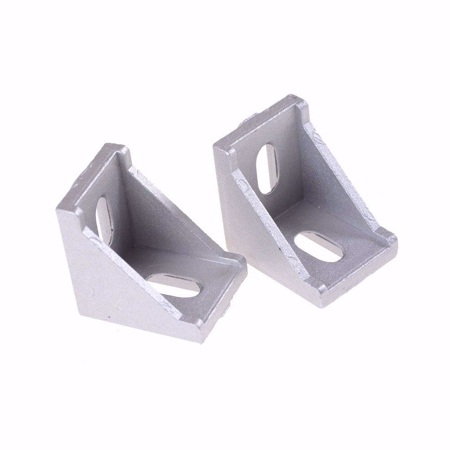 Picture of 2020 Corner Bracket for 20mm Aluminum Extrusion