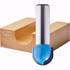 Router Drill Bit D: 18mm H: 12mm Shank: 12