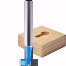 Picture of Router Drill Bit D: 12mm H: 10mm Shank: 6