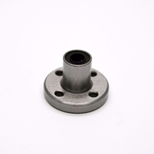 Picture of LMF 16 UU 16mm Round Flange Linear Bearing Motion Bushing Ball Bearing For CNC Router