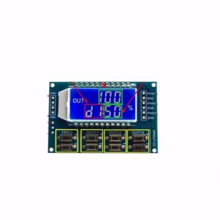 Picture of 3-way PWM generator XY-LPWM PWM Pulse Wave Frequency Digital Signal Generator Square Wave Duty Cycle Module