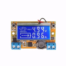 DC-DC Step Down Converter With LCD Display 3A (5V-23Vdc to 0V-16Vdc)