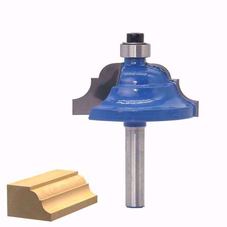 Router Drill Bit D: 31mm H: 12mm Shank: 6