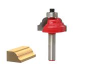 Router Drill Bit D: 35mm H: 15mm Shank: 8