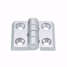 Picture of Industrial aluminum profile 3030 European standard Metal Hinge