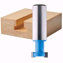 Router Drill Bit D: 32mm H: 6mm Shank: 8
