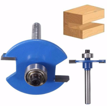 Picture of Router Drill Bit D: 31mm H: 3mm Shank: 8