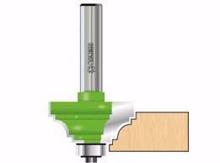 Router Drill Bit D: 25mm H: 11mm Shank: 12