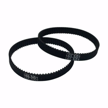 Gt2 6mm Closed Loop Timing Belt 2Gt-6 200mm Rubber Synchronous Belt