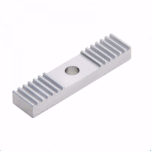 Picture of GT2 Timing Belt Fixing Piece Tooth Pitch 2mm Clamp 9 40mm For 3D cnc
