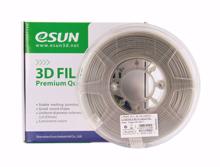 Picture of 3D PRINTER PLA FILAMENT ESUN -luminous Blue- 1.75mm 1KG