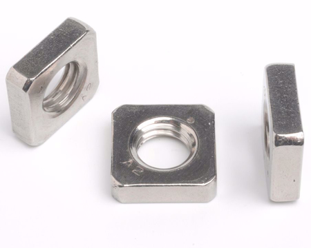 M5 Squre Nut Stainless Steel ( pack 50 )