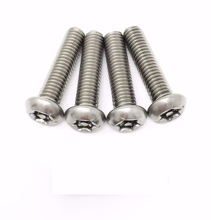 M2x6mm Star Pan Head Screw ( pack 50 )