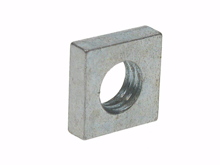 M8 Iron Square Nut Pack - 50
