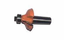 Router Drill Bit D: 50mm H: 22mm Shank: 8