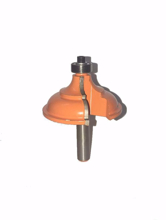 Router Drill Bit D: 38mm H: 16mm Shank: 12