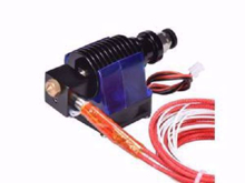 E3D V6 Long distance J-head Hotend with Cooling fan ,heater,thermistor and fan duct built-in for 1.75mm 3D Printer