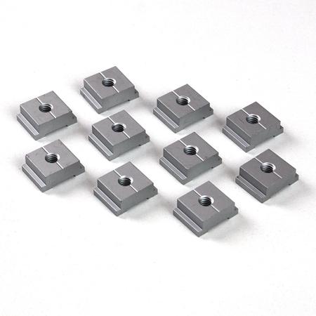 M8  4040 T-Slot Nut (pack 10)