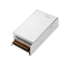 SMPS Power supply 24V/20A regulated + Fan