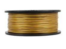 Picture of 3D PRINTER PLA FILAMENT -Gold- 1.75mm 1KG