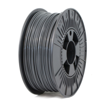 Picture of 3D PRINTER PLA FILAMENT  -GREY- 1.75mm 1KG