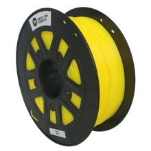 Picture of 3D PRINTER FLEXIBLE FILAMENT - YELLOW - 1.75 mm