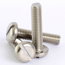 M2.5 x 16mm Slotted Pan Head Screw ( Pack 50 )