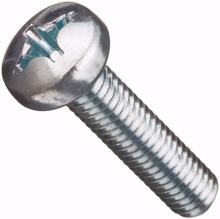 10.00.155M4x8mm Phillips Steel Machine Screw Pan Head - Pack 50