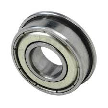 688z Bearing 8x16x5 Flanged Pack of 10 Front