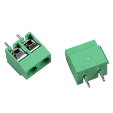 2 Pin PCB Mount Screw Terminals Block Pitch 5mm_Long