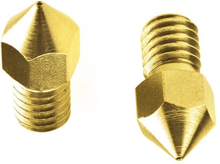0.8mm MK8 Extruder Nozzle Stand & Side