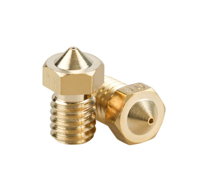 0.8mm V5 V6 j Head Brass Nozzle Stand & Side
