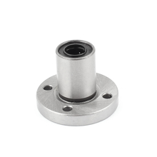 LMF8UU 8mm Inner Diameter Round Flange Linear Bearing Bushing CNC Router Front