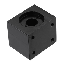 t8 leadscrew housing nut black  Side