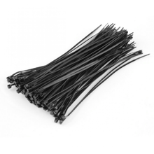 100 Nylon Cable ties 200 mm