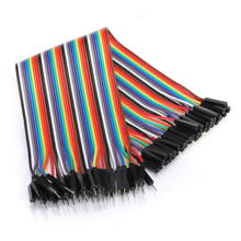 Jumper wire Cable-40pcs- 1P-1P Male to Female -length 20cm- arduino