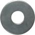 Light Metal Nut Washer 4mm - Pack 50