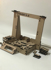 3D Printer Graber i3 Wooden Frame Kit Side