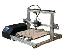 J3030 PCB Machine Full Kit Side