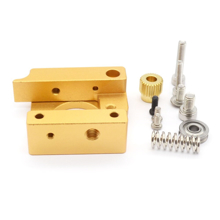 MK8-GOLDEN EXTRUDER-RIGHT (Long Arm )