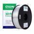 ESUN 3D PRINTER PLA FILAMENT -CLEAR- 1.75mm 1KG