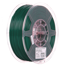 ESUN 3D PRINTER PLA FILAMENT -GREEN- 1.75mm 1KG