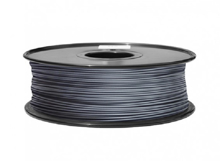 MAXWELL 3D PRINTER PLA+ FILAMENT -GREY- 1.75mm 1KG