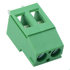 2 Pin PCB Mount Screw Terminals Block Pitch 5mm (R.3)